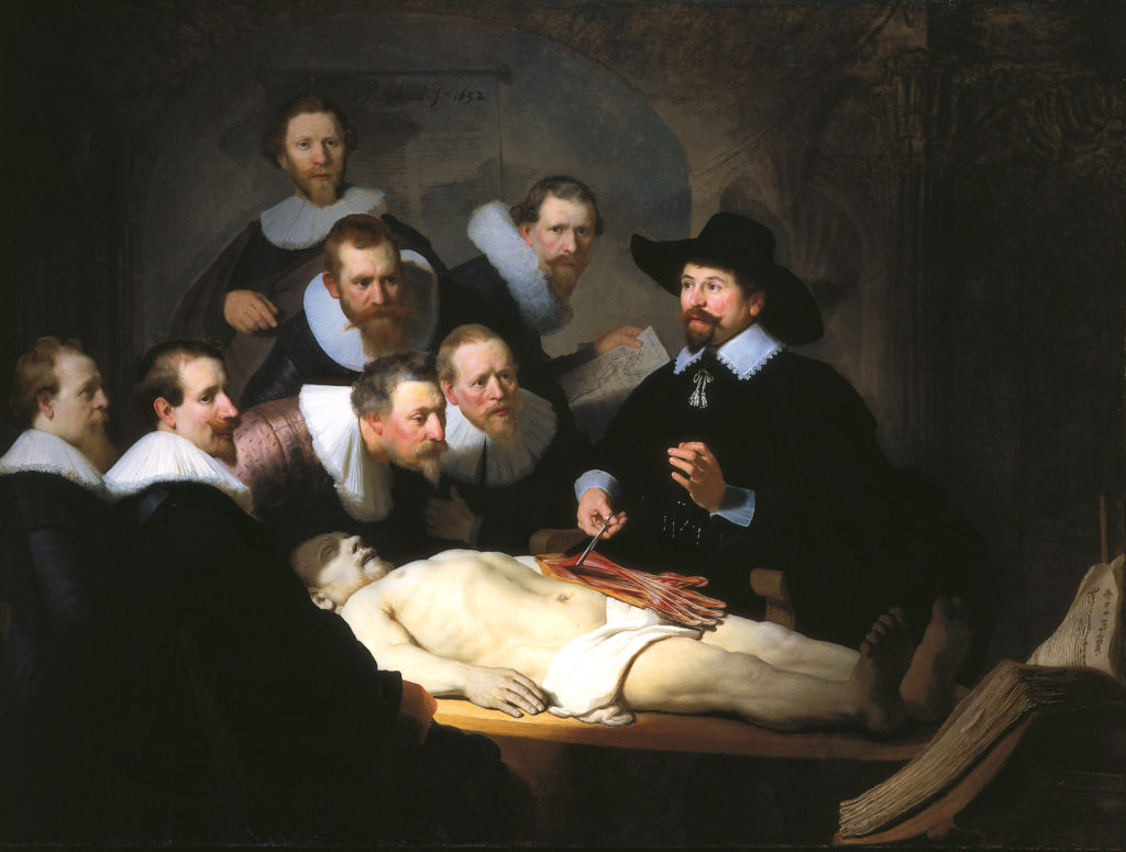 Dr. Tulp'un Anatomi Dersi