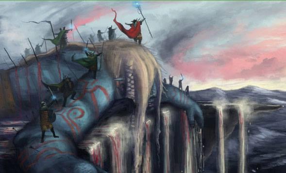 iskandinav mitolojisi - Ymir