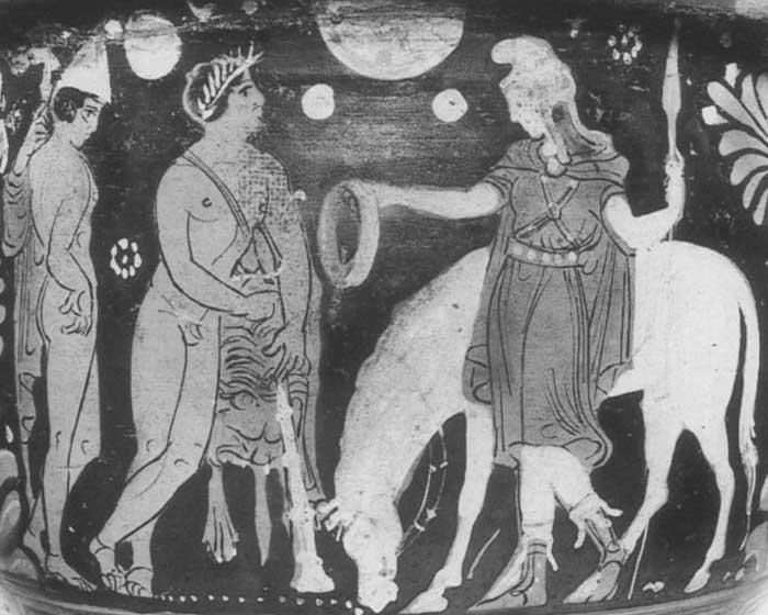 herakles'in 12 görevi