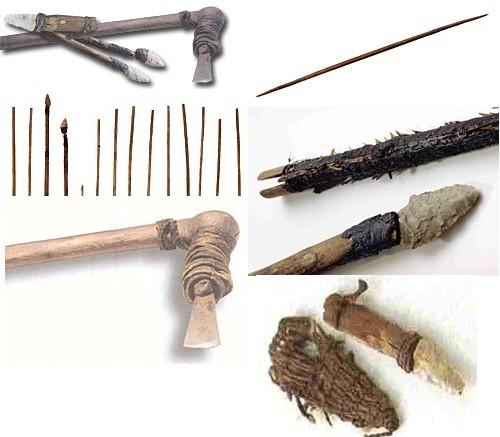 Neolitik Çağ'a Ait Taş Aletler