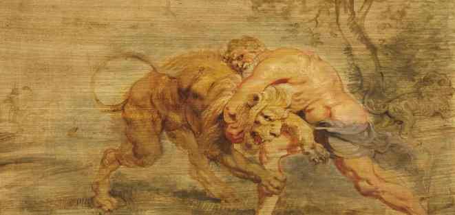 Herakles ve Oniki Görevi