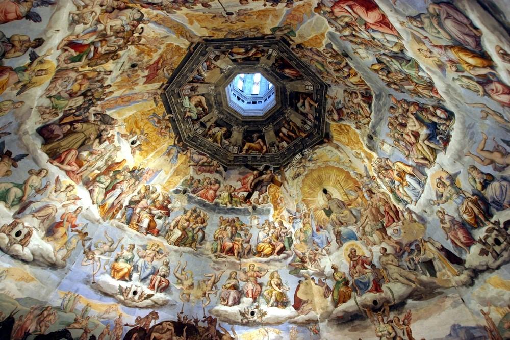 floransa katedrali tavan