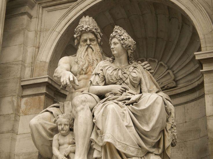 Hera ve Zeus