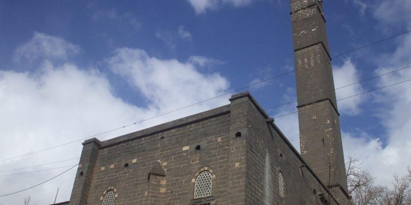 diyarbakır kale camii