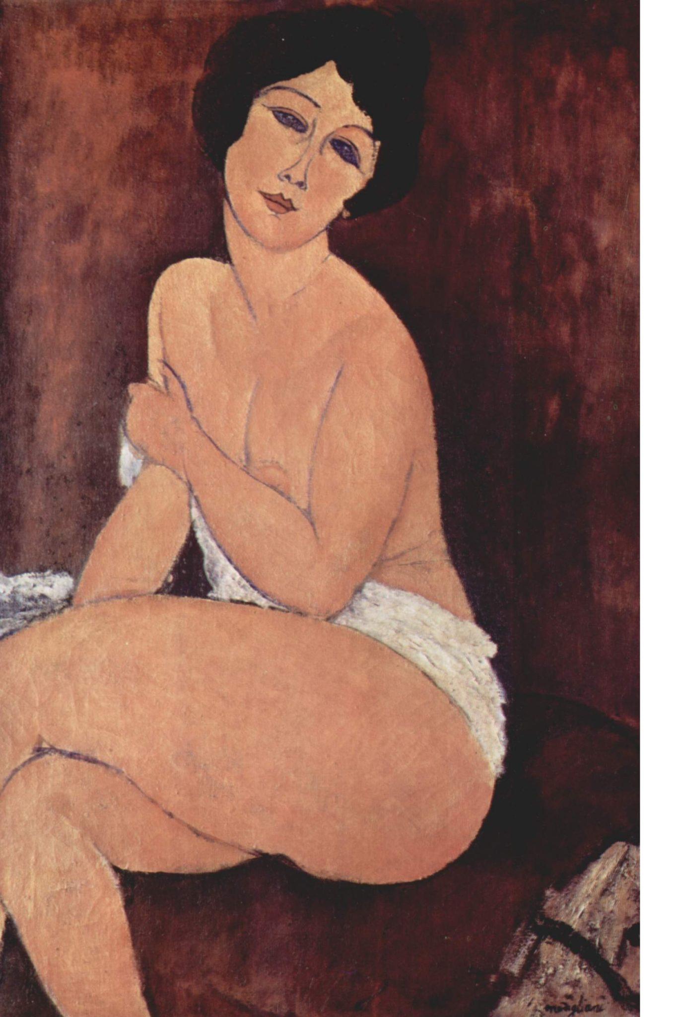 Ekspresyonizm - Modigliani