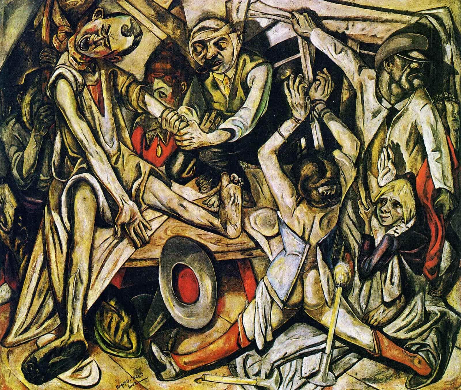 Ekspresyonizm ve Empresyonizm Farkı Nedir