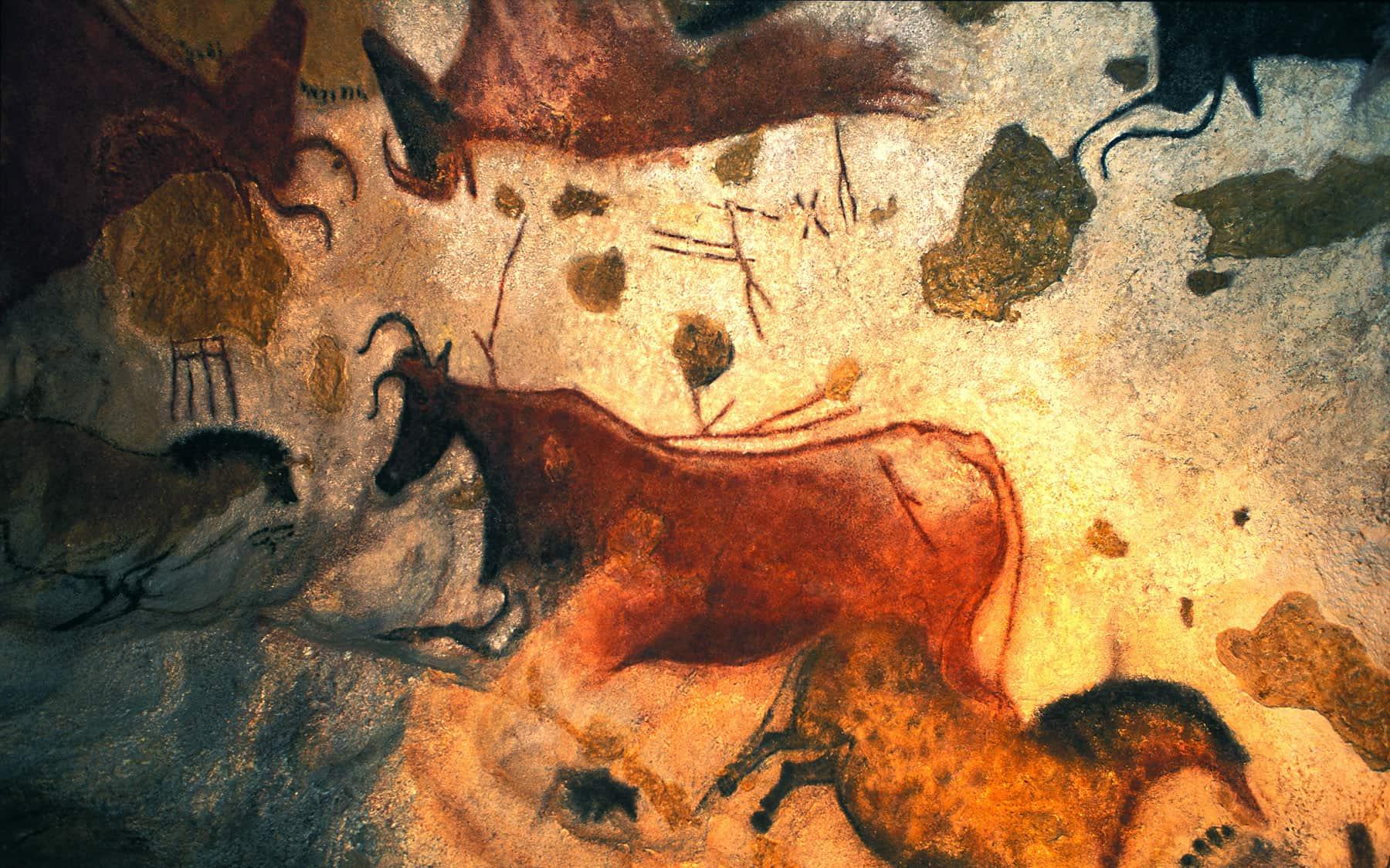 Mağara Resimleri - Lascaux
