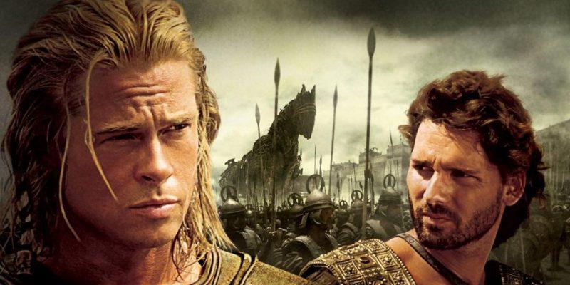 mitolojik filmler - truva