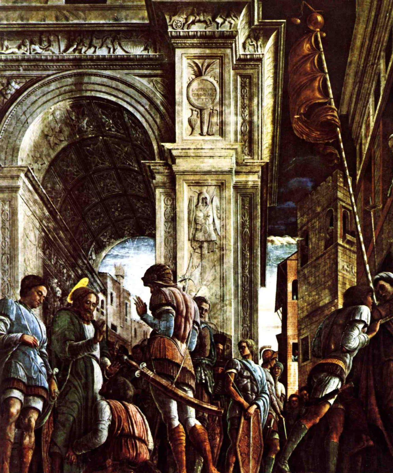 rönesans sanatında resim - andrea mantegna