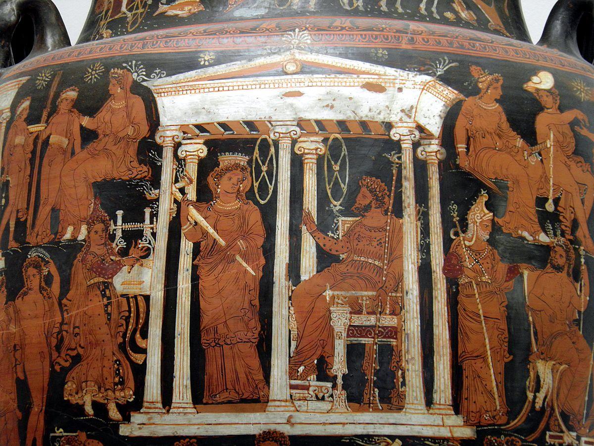 Eski Yunan tanrıları: Mitlerin derin bir anlamı