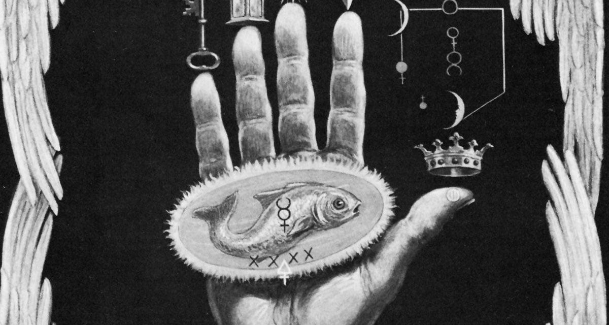 gizemlerin eli