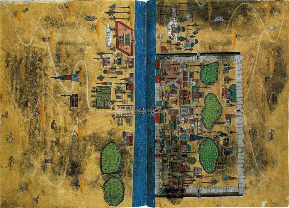 Matrakçı Nasuh Minyatürleri   Tarihli Sanat