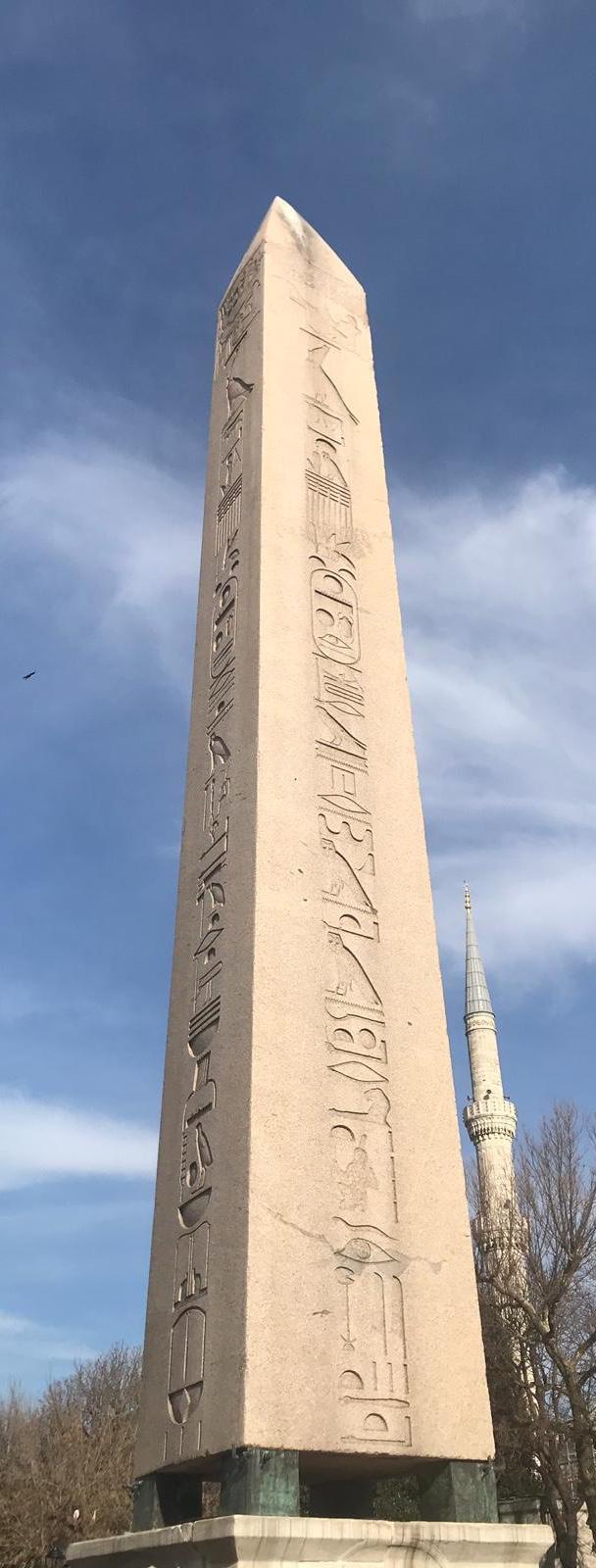 hipodrom dikilitaş obelisk